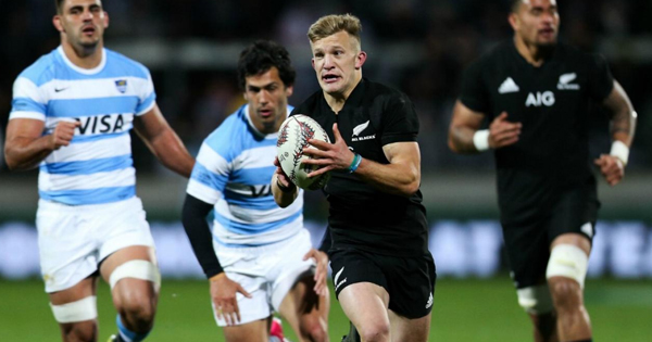 New Zealand seal Rugby Championship title with strong first half vs Argentina