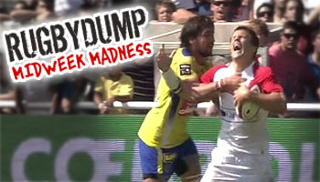 Midweek Madness - Damien Traille takes a dive and gets player sinbinned