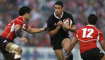 New Zealand on track with unbeaten run following win over Japan