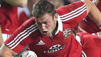 Dan Lydiate to skipper British & Irish Lions vs Melbourne Rebels