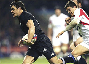 England vs The All Blacks highlights