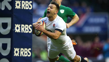 England hold on after tense battle with Ireland at Twickenham