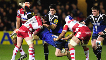 Darren Dawidiuk banned for six weeks for tip-tackle on Dave Attwood