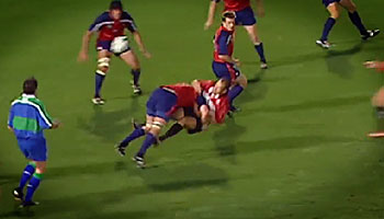 Throwback Thursday - Dave Hodges HUGE hit against Japan in 2003