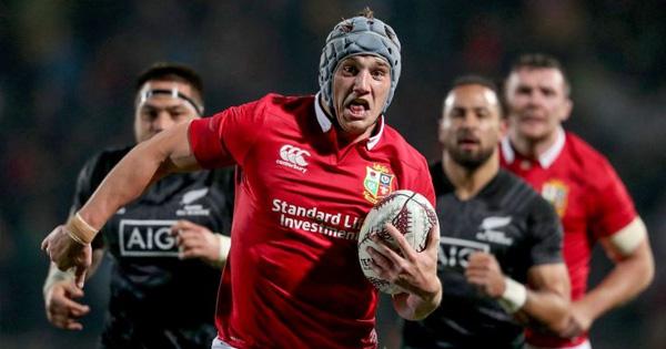 British and Irish Lions bounce back against Maori All Blacks