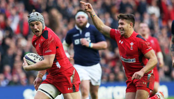 Wales edge Scotland in tense Test at Murrayfield