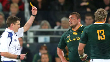Dean Greyling suspended for two weeks for strike on Richie McCaw