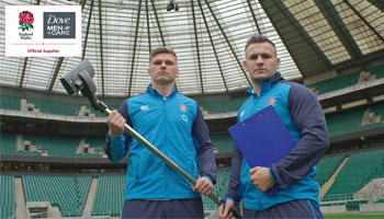 Rugby Players Maintain Their Stadiums Ahead of Autumn Tests