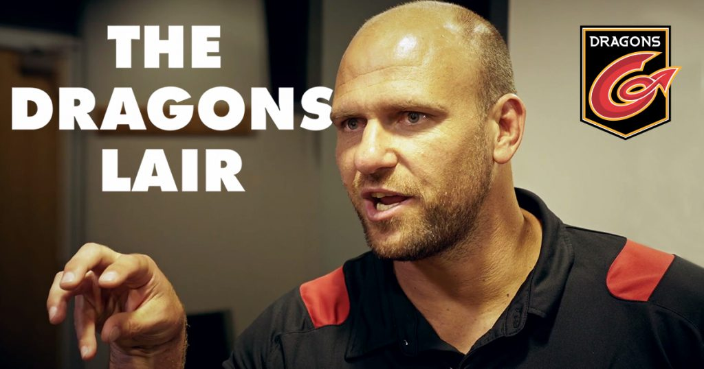 WATCH: Dragons Lair - Behind the Scenes at the Dragons