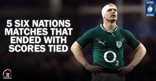 5 Classic Six Nations Championship Ties