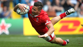 Five of the Best Tries so far at Rugby World Cup 2015