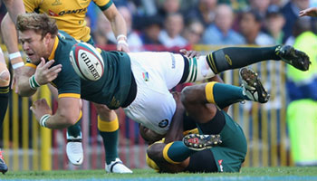 Springboks' three late tries shock Wallabies in tough Test in Cape Town