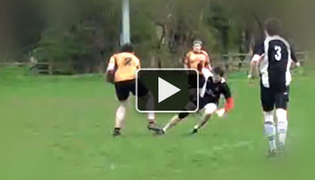 Why you should always tackle low - Durham University College 7's
