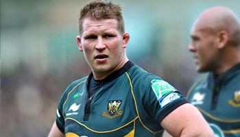 Hooker Dylan Hartley cited for striking Ulster's Rory Best
