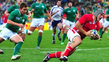 Rugby World Cup Daily - Ireland and England heading home