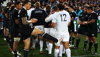 Rugby World Cup Daily - Blackout