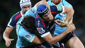 Rebels vs Waratahs Highlights - Super Rugby Round 2