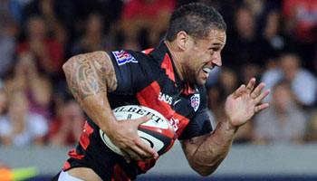 Late Toulouse try against Agen leads to post match chaos