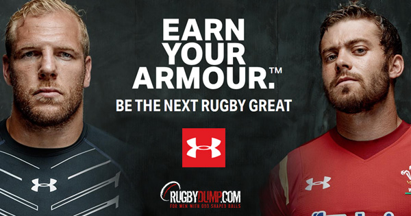 Are You the Next Rugby Great? Get Signed by Under Armour