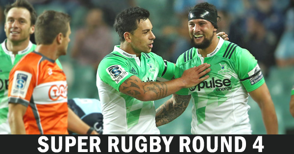 Super Rugby 2016 - Round 4 Highlights feed