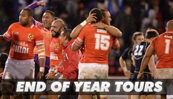 End of Year Tours 2012 - Week Three - Highlights wrap