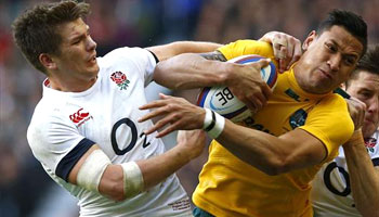 England get the better of Australia with strong second half at Twickenham