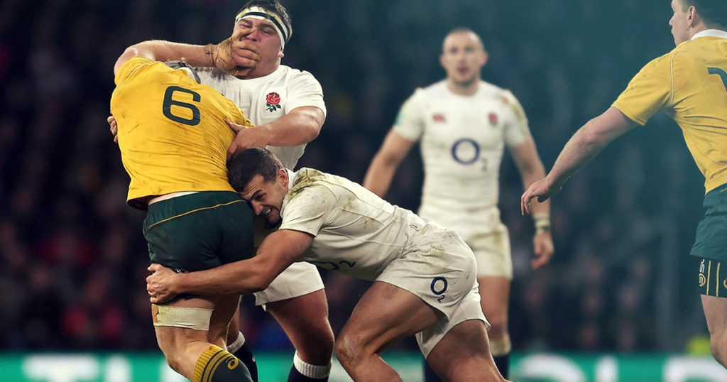 England defence under threat as Wallabies get set to pounce at Twickenham