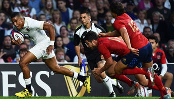 England get the better of France with some great tries at Twickenham