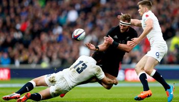 Referee decisions in spotlight as New Zealand prove too good for England