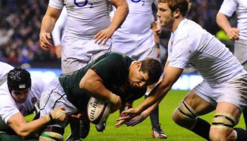 England vs South Africa Highlights - November 2012