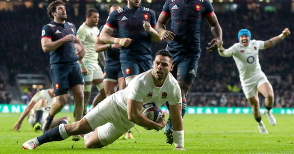 England edge France in tight Six Nations battle at Twickenham