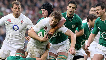 Owen Farrell kicks England to victory over Ireland in Dublin