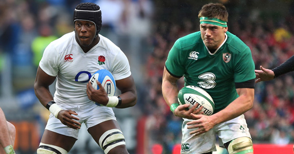 'England are favourites to beat Ireland and win the Six Nations' says Flatman