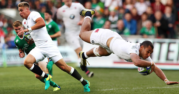 England juniors beat Ireland juniors to win World Rugby U20 Championship