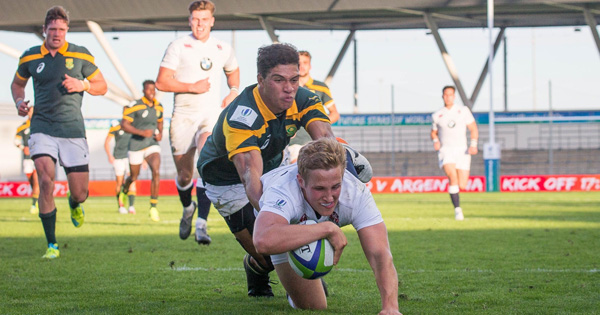 England Rugby in a good place as U20s defeat South Africa in Championship Semi-Final