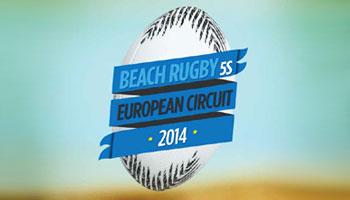 European Beach Rugby Circuit 2014 Promo Teaser