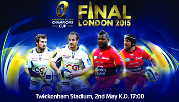 European Champions Cup Final Preview - Clermont vs Toulon yet again