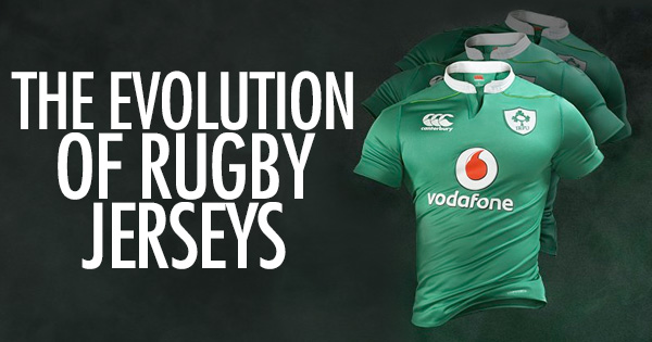 ea3e4a77118 The Evolution of Rugby Jerseys over the years | RugbyDump - Rugby ...