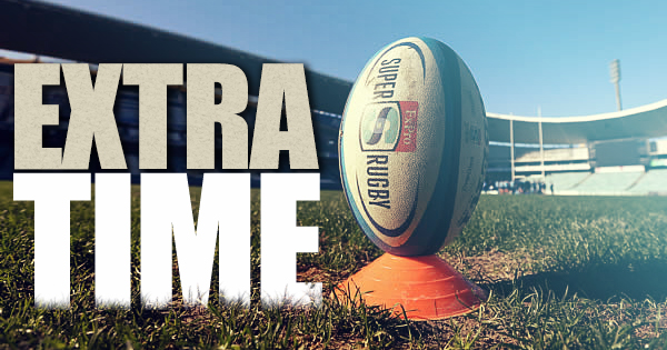 What happens if the Super Rugby knockouts are tied at fulltime?