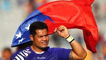 Samoa's road to the Rugby World Cup 2011