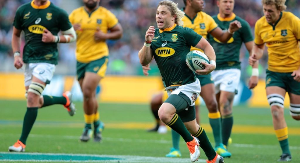 Springboks compound Wallabies misery with dream start for comfortable win in Port Elizabeth