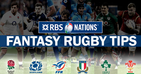 Fantasy Six Nations: Round four top tips