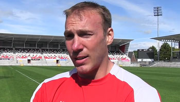 Stephen Ferris talks about his forced retirement from the game
