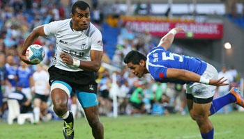 Fiji beat Samoa in action packed final to win Gold Coast Sevens