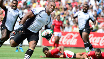 Fiji score six tries in Pacific Nations Cup rout against Tonga