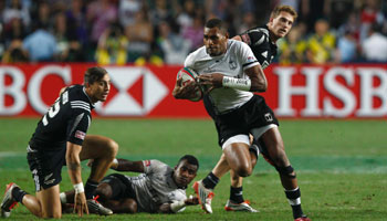 Fiji power to Hong Kong Sevens title while Russia qualify as core team
