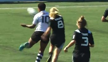 Fiji Women's 7s produce stunning team try against New Zealand