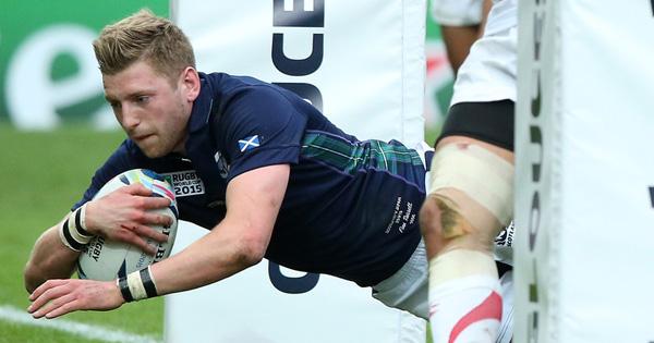Finn Russell returns for Scotland ahead of crunch match