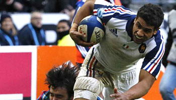 France ease past Italy with comfortable win at the Stade de France