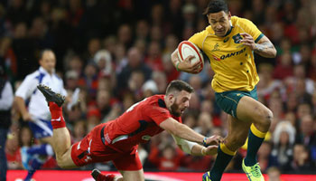 Australia edge Wales in another agonising defeat for home fans